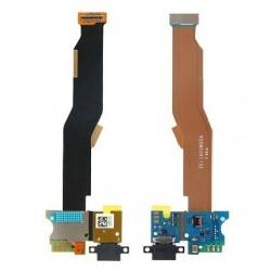 Placa de carga, Flex y micrófono Xiaomi MI5