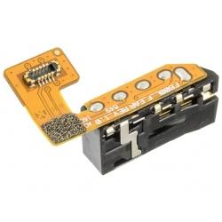 Flex con conector de audio jack para LG K420N, K10, K10 LTE, Q10, K420