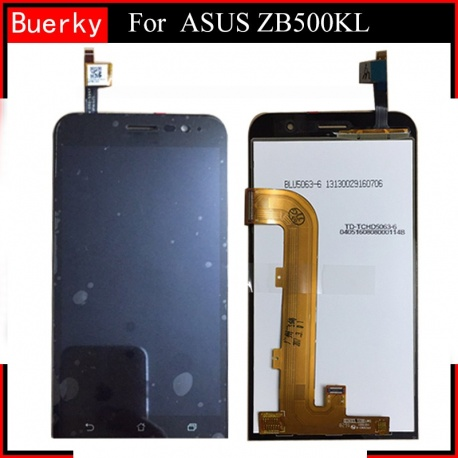 Pantalla LCD Pantalla Táctil Digitalizador Conjunto Para Asus Zenfone Go ZB500KL X00AD