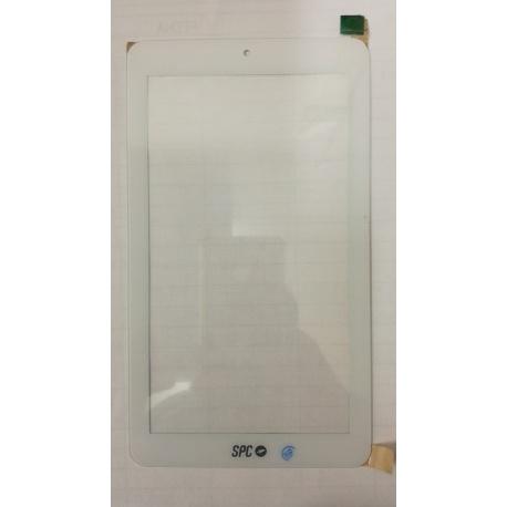 cristal frontal para table spc de 7 pulgada
