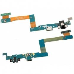 Flex Conector Carga+Jack S.Galaxy Tab A SM-T550