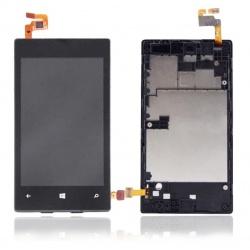 N7 Pantalla Completa con Marco para Nokia Lumia 520 N520