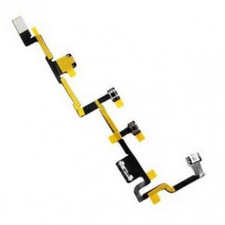 flex con boton laterales de encendido y volumen apple ipad 2 a1396 version v1
