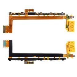 Botón y flex de encendido Volumen y el Obturador y Vibrador sony xperia z5 premium e6653