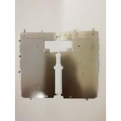 chapa, placa metal para protejer pantalla de iphone 7g