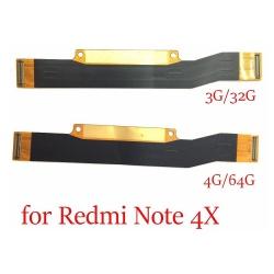 flex de conectar placa para redmi note 4x