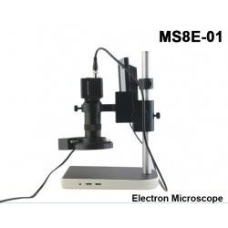 microscopio con pantalla display ms8e-01