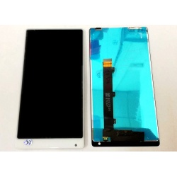 Pantalla completa (LCD/display + digitalizador/táctil) con carcasa frontal para Xiaomi Mi Mix