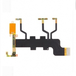 flex power boton encendido + volumen para sony xperia t2 ultra d5303 d5306