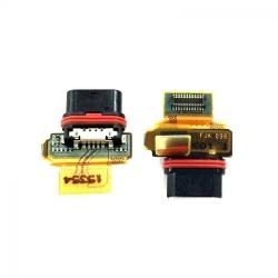 Flex con conector de carga y accesorios para Sony Xperia Z5 Compact, E5823
