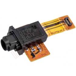 flex conector de audio jack para Sony Xperia XZ, F8331
