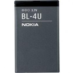 N6.2 Bateria BL-4U bl4u para Nokia C5-03, 5250 y 3120 de 1110mAh