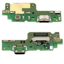 placa de conector carga con microfono para huawei y6 ii