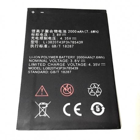 Bateria Zte 460 L3 L5 Go Pro Kiss 2 Max Nuevas