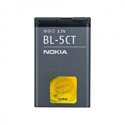 Bateria BL-5CT Nokia 3720 Classic, Nokia 5220, Nokia 6303 Classic, Nokia 6730, Nokia C3-01, Nokia C5, Nokia C6-01 de 1050mAh
