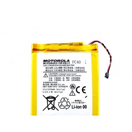 Bateria FC40 Motorola Moto G3 XT1540 XT1541, Motorola Moto G 2015 de 2315mAh-2410mAh
