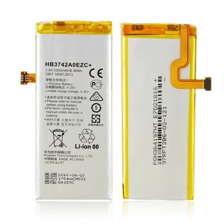 Batería HB3742A0EZC para Huawei P8 Lite - 2200 mAh 电池