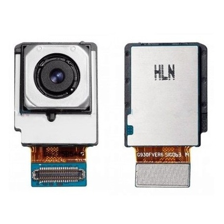 N129 Camara Trasera para Samsung Galaxy S7 G930f, S7 Edge G935F