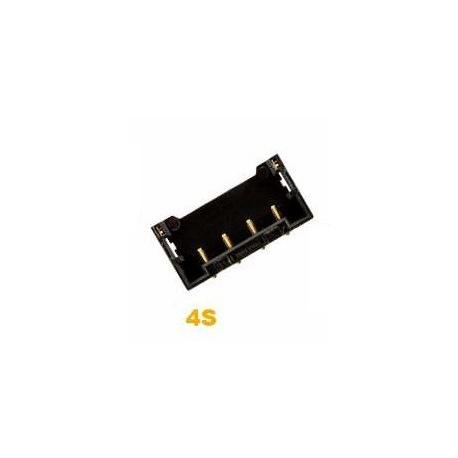 Conector de Bateria para iPhone 4S