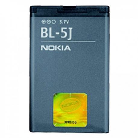 n267 Bateria BL-5J para Nokia 5228, 5230, 5235, 5800, C3-00, N900, X16 de 1430mAh